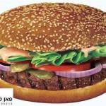 משטח צליה המבורגר