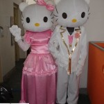 בובת הלו קיטי עם בן זוג