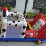 מתנפח אתגרון כלב למכירה