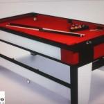 שולחן סנוקר מתהפך משולב עם הוקי למכירה